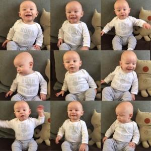 Tristan 5 months
